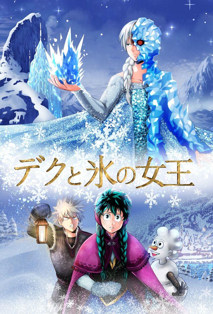 Water fairy costume anime