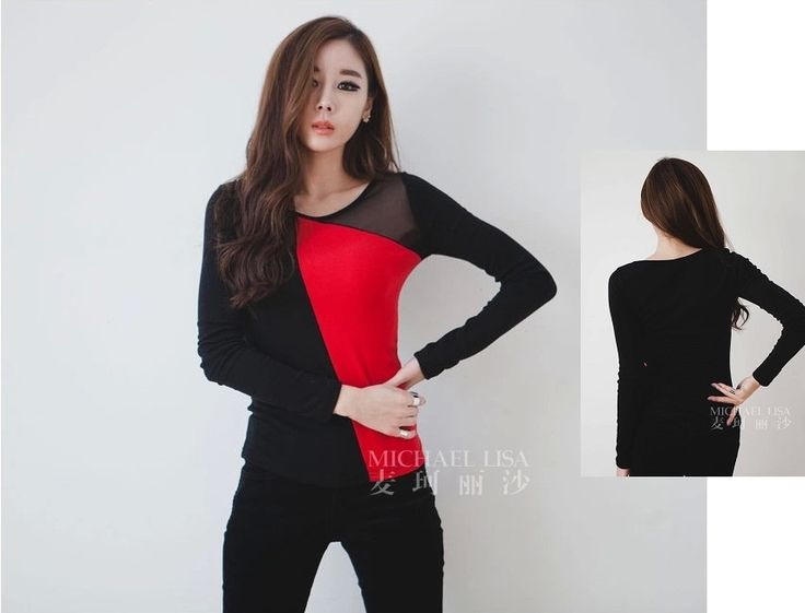 16797RD shirt (red) Fabric: gauze fleece sanding + L: Shoulder: 39cm Sleeve: 52cm Bust: 86cm Waist: 74cm Length: 61cm