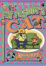 The Fat Freddy's Cat Omnibus 1 The Funniest Cat in Comics - stripinfo.be