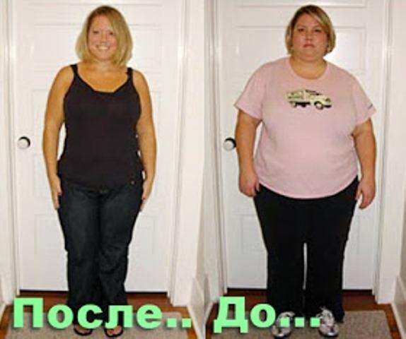 Результаты похудения на рисовой диете