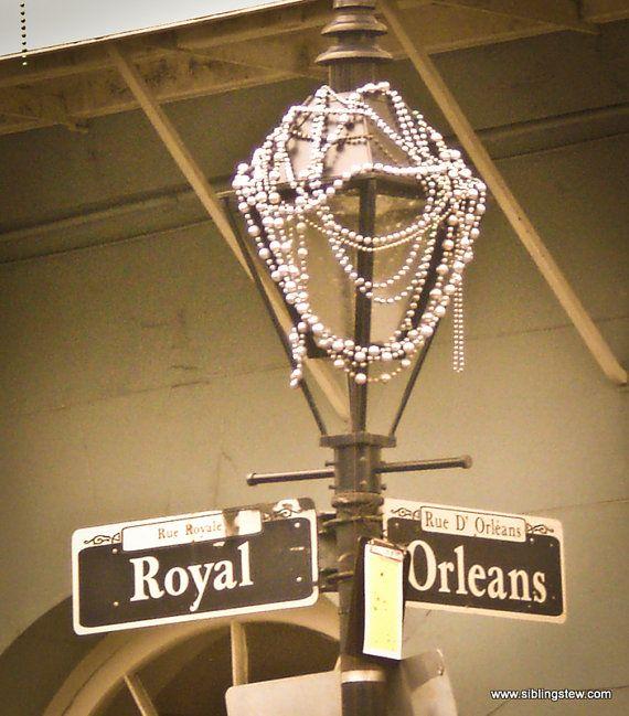New Orleans Lightpost.  Definitely been on that corner before lol