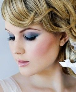 2013 Bridal makeup trends