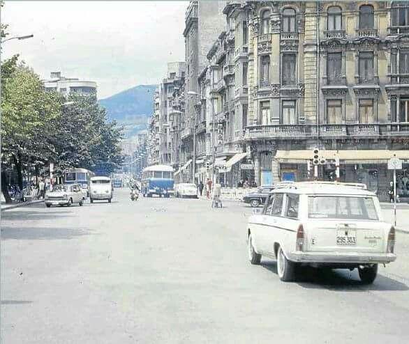 Calle Uria.1968