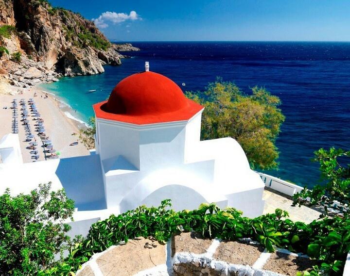 Karpathos Island, Greece...honeymoon x