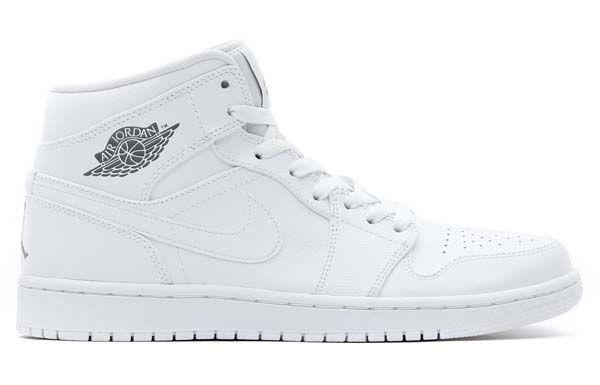 Air Jordan Nike White