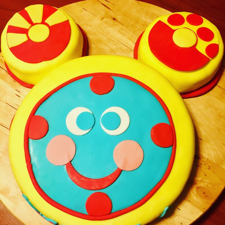 Toodles Cake, la torta Toodles