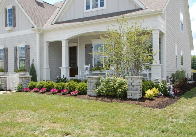 Front Yard Landscaping Ideas Iowa : Landscape front ideas backyard secret