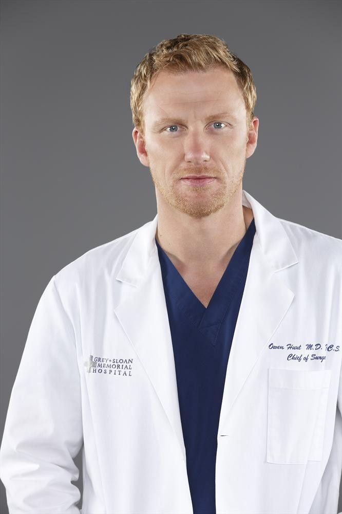 Kevin McKidd as Owen Hunt - Season 10 cast photos