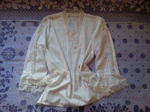 Cretan woman's blouse