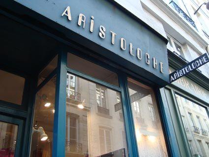 Aristoloche Bijoux Paris 75006