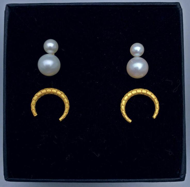 The Perfect Combination  #Hvisk #Hviskstylist #Jewelry #Jewellery #Style #Stylist #Inspiration #Inspo #Art #Collage #Fashion ##OOTD #Outfit #Gold #silver #Rhodium #Diamonds #Diamond #Necklace #Ring #Bracelet #Retro #Autumn #Winter