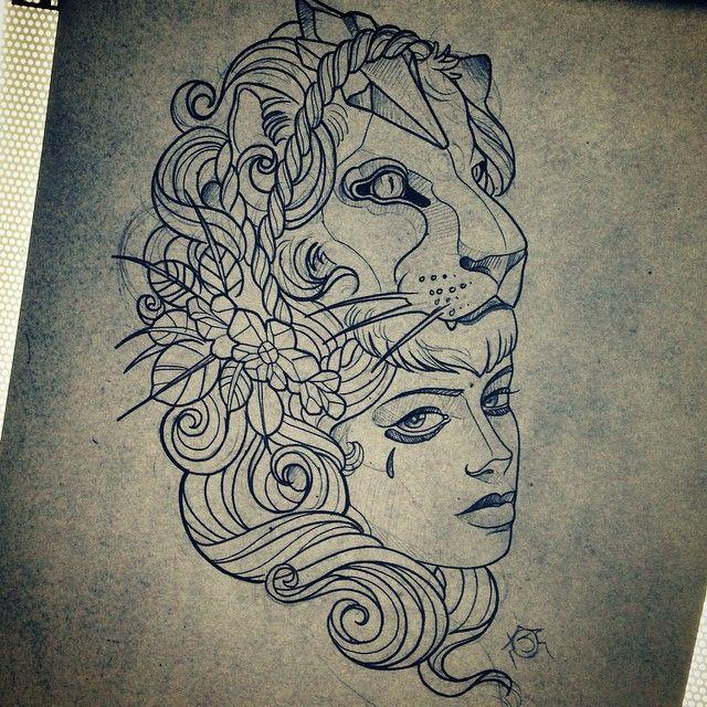 Done by Oash Rodriguez, tattoo artist at La Cosa Rostra Tattoo Studio (Madrid), Spain TattooStage.com - Rate & review your tattoo artist. #tattoo #tattoos #ink