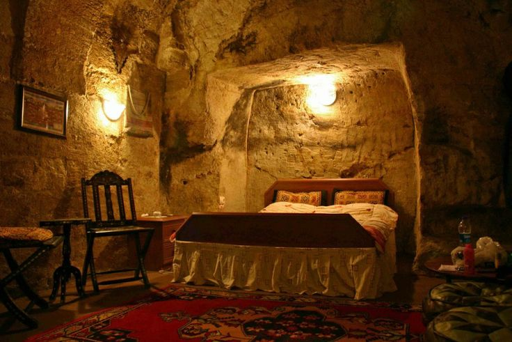 Cappadocia Cave hotel #turkey #travel