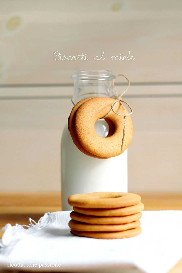 biscotti al miele senza latte e uova
