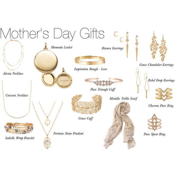 Mother's Day Gifts Inspiration by stylistemmam on Polyvore featuring Stella & Dot