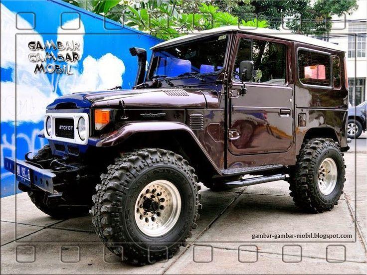 gambar mobil hartop modifikasi | Jeep | Pinterest | Toyota ...
