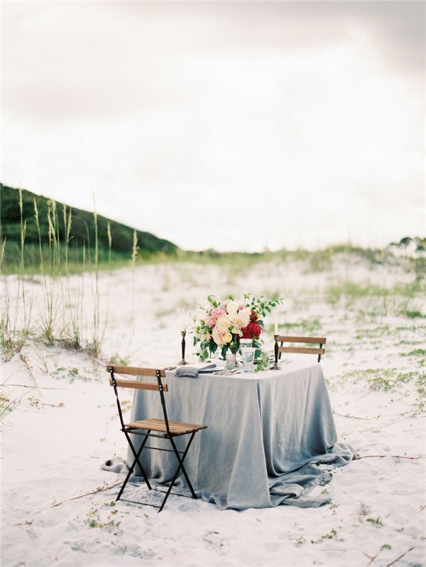 Wedding Inspiration | A Beach Elopement