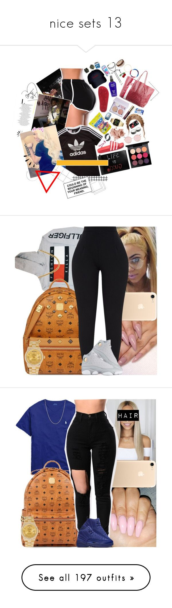 """nice sets 13"" by danny-baby ❤ liked on Polyvore featuring MAC Cosmetics, adidas Originals, Bobbi Brown Cosmetics, Forever 21, adidas, Gucci, Vans, Timex, Anastasia Beverly Hills and Fresh"