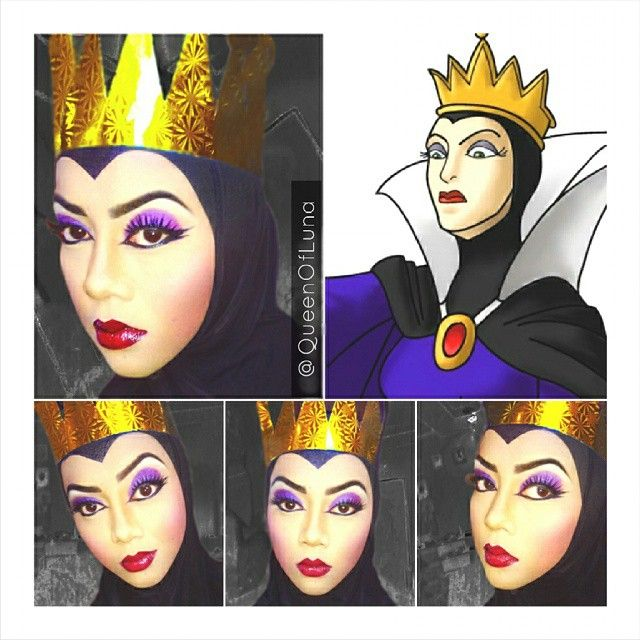 Queen of Luna é incrível! <3 Faz um tempo que o Garotas Geeks mostrou muçulmanas que adaptaram seus hijabs para fazer cosplays. Pois a arte continua (e esperamos que cada vez mais firme e forte), e a artista malasiana Queen of Luna criou diversos personagens com uso de maquiagem e hijabs. Aqui vale a mesma nota…