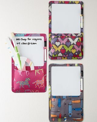 Keep track of your summer bucket list with our Magnetic Locker Accessory - Garnet Hill Kids