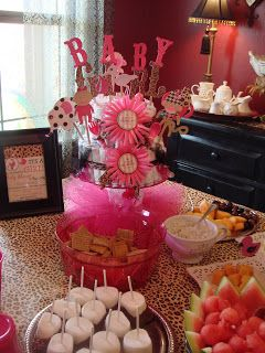 Fabulous And Fru Fru: Pinkalicious Baby Shower!