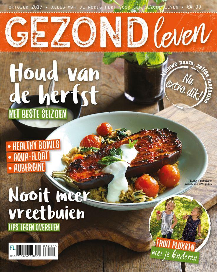 Gezond leven - Het kookmagazine voor mensen die van gezond eten houden