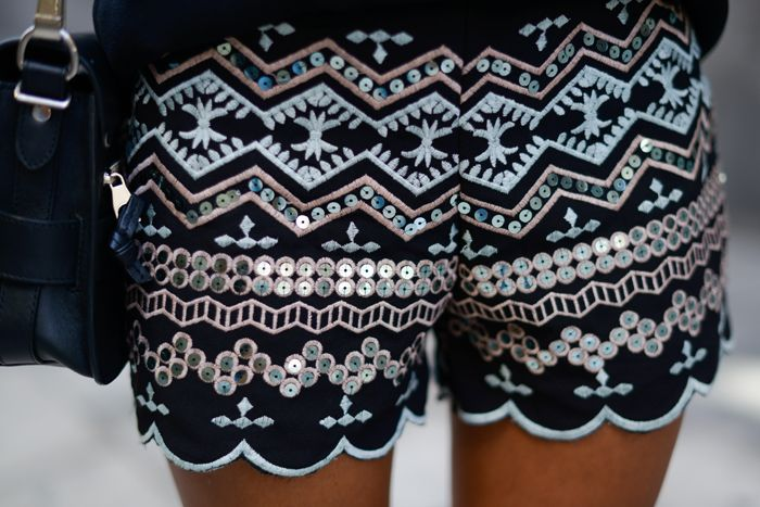 Embelished shorts - Lovely Pepa by Alexandra