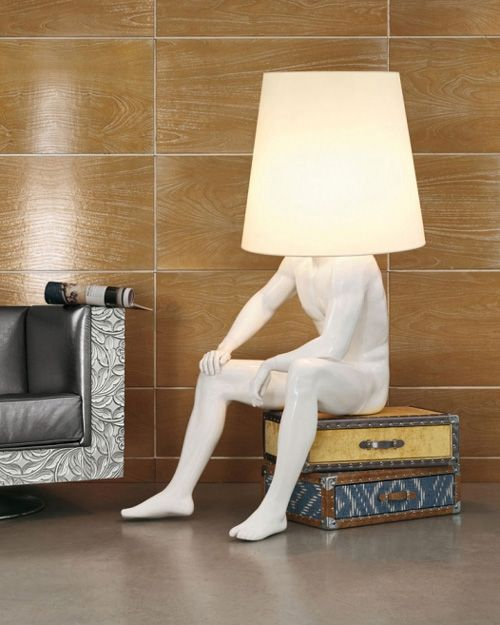 Life Size Lamps by Bizzotto