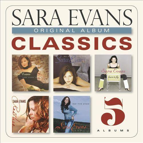 Sara Evans - Original Album Classics: Sara Evans