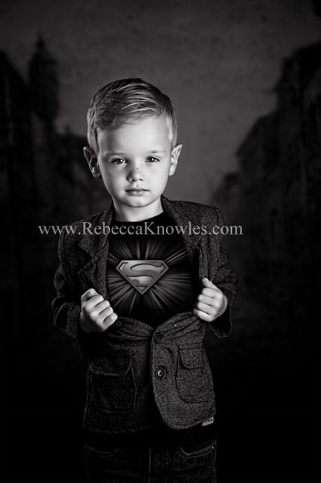Different type of super hero.  Great for a kid who is a little older and still heavily into super heros.