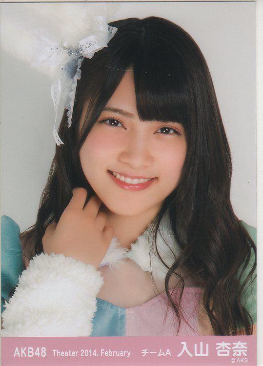 AKB48 Theater 2014.February 入山杏奈