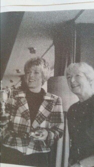 Winnen op Damesdag 1990