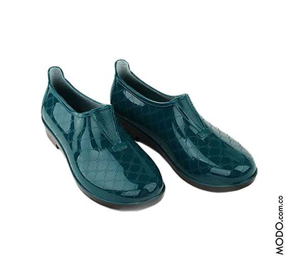 Zapatos Para lluvia impermeables Cód 63A :: $90.000  Te esperamos en Bogotá, en el CC Hacienda Santa Bárbara D302 (Diagonal al Cine).