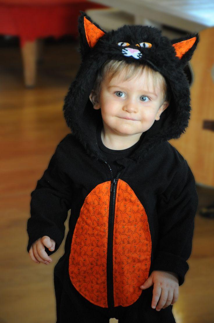 #halloween #blackcatcostume #blackcat #babycostume