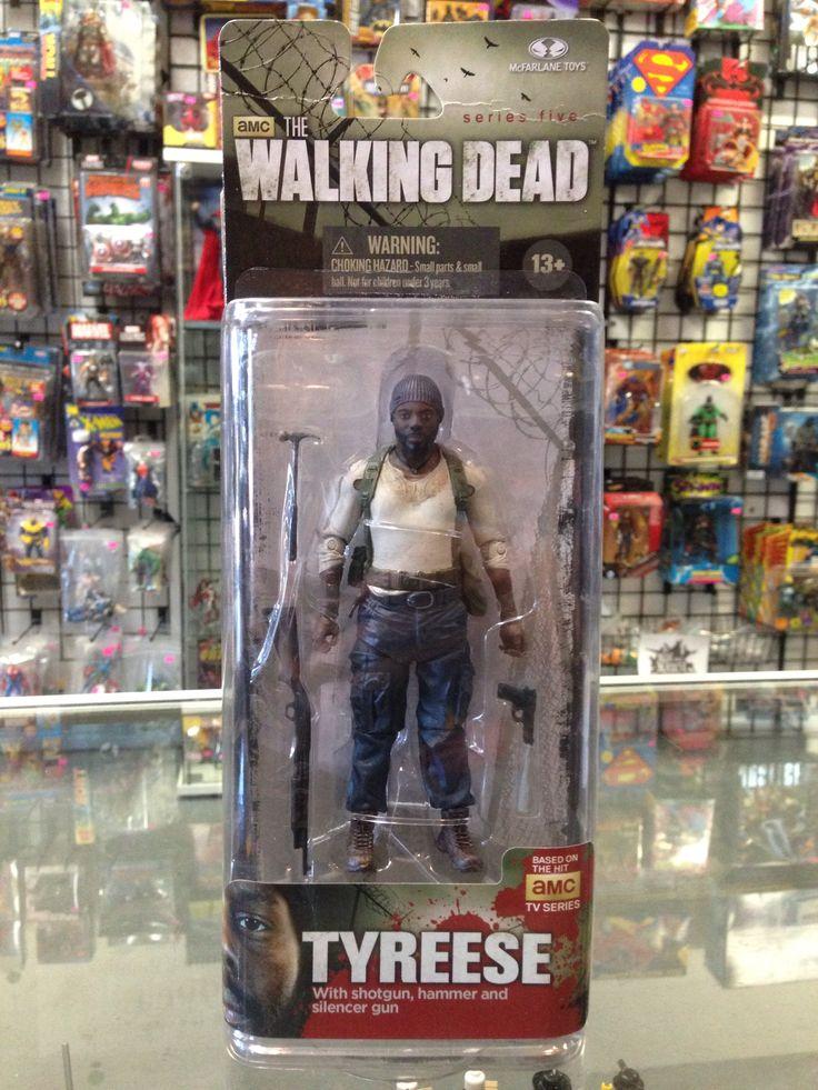 McFarlane Toys The Walking Dead Series 5 Tyreese