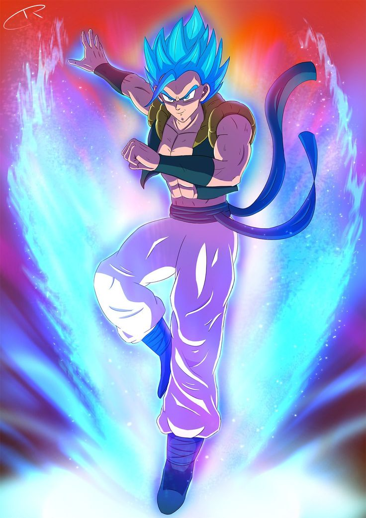 Pin by stacey green on gogeta blue in 2020 dragon ball