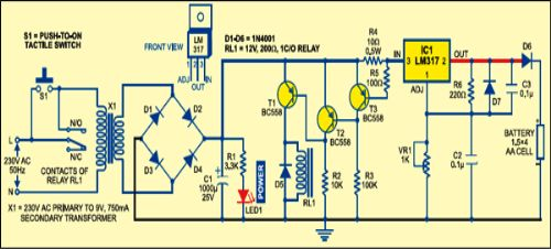 ab8c6935e6a56bfcc136d46f28369002 electrical projects circuit diagram auto turn off battery charger circuit diagram eee community,12v Battery Charger Wiring Diagram