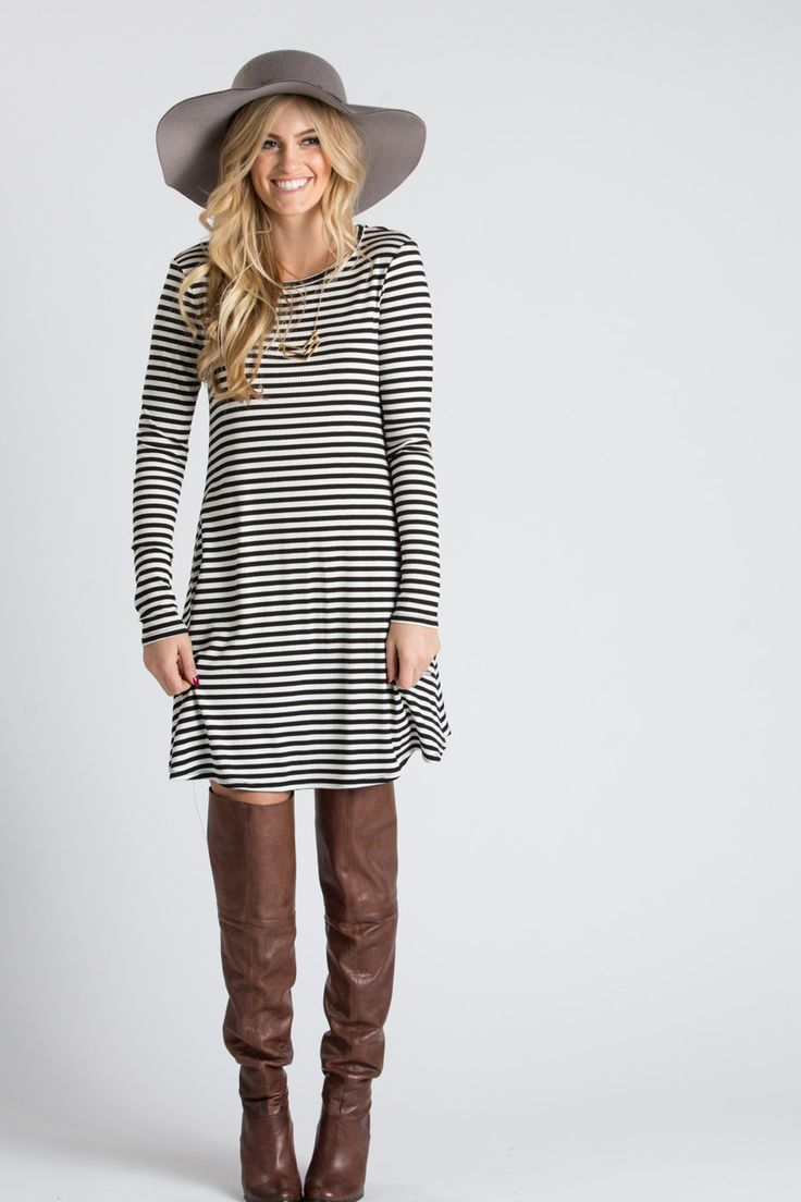 Casual Dresses, Fall Outfits for Women, Women's Fashion