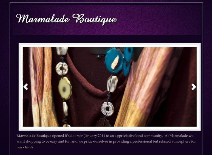 marmalade boutique http://marmaladeboutique.com.au