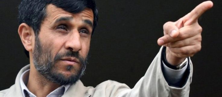"""2017-02-27 -  Former Iranian President, Mahmoud Ahmadinejad, says this...""""In other words, the contemporary U.S. belongs to all nations, including the natives of the land,"""" he wrote. """"No one may consider themselves the owner and view others as guests or immigrants."""""""