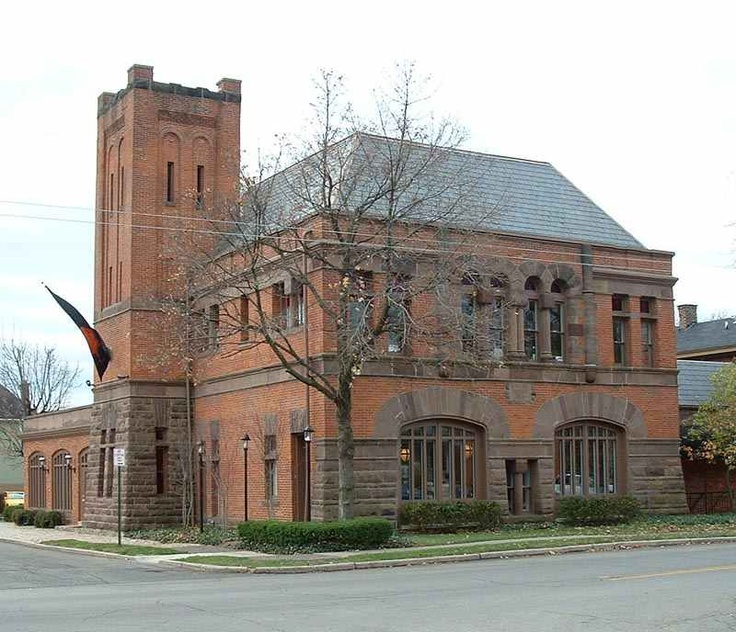Engine house 5 121 thurman ave columbus oh built 1892 for Country plans com