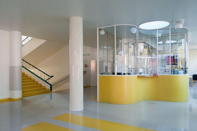 Alvar Aalto. Paimio Sanatorium 1928 - 1933 | ARScentre