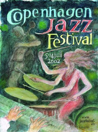 Ib Spang Olsen - Copenhagen Jazz Festival 2002