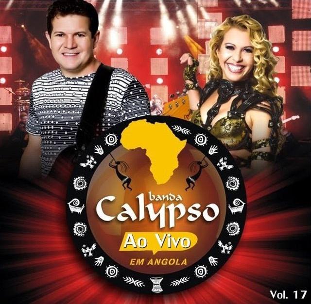 O DVD BANDA CALYPSO NA ANGOLA JÁ É UM GRANDE SUCESSO DE VENDAS!!!!!!