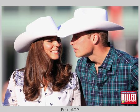 Hertuginde Catherine som rodeo cowgirl - Billed-Bladet Danmark - Picasa-Webalben