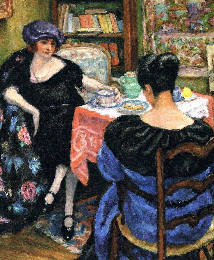 Filiżanka herbaty (Wizyta)
