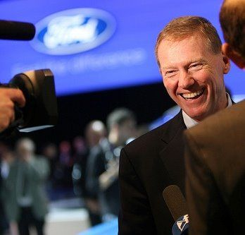 A Ford CEO answers questions on Twitter for the very first time. His transparency and clarity are refreshing.
