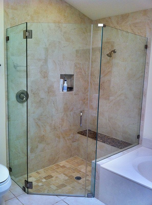 Pin By Creative Mirror And Shower Design On Glass Shower Doors