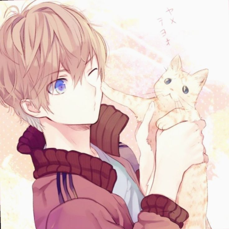 20 Anime Guys Blonde Blue Eyes Cute Anime Boy Anime Guys