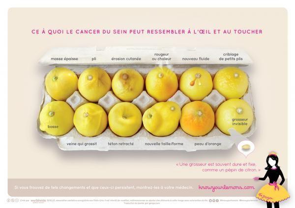 Sur son Facebook, une femme a posté une photo de citrons montrant exactement à quoi peut ressembler à l'oeil et au toucher un cancer du sein. Et, sans surprise, cette photo a fait un carton !  Découvrez l'astuce ici : http://www.comment-economiser.fr/a-quoi-ressemble-cancer-du-sein-photo-qui-aide-a-detecter.html?utm_content=bufferaa74f&utm_medium=social&utm_source=pinterest.com&utm_campaign=buffer
